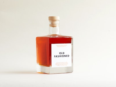 Old Fashioned Bottled Cocktail (500ml)