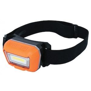 SP81492 LED Headlamp 300 Lumens COB With On/OFF Motion Sensor SP81492