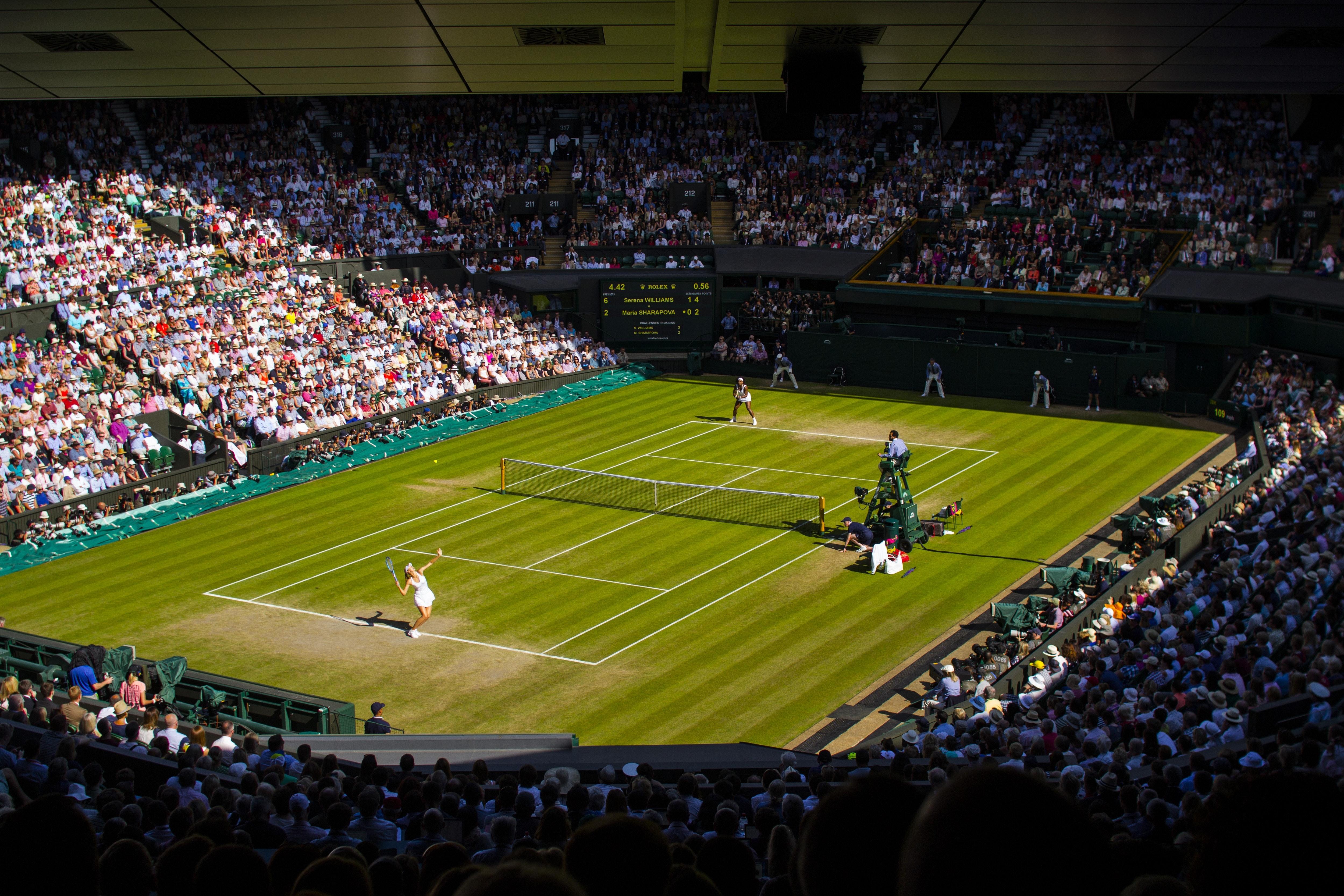 Wimbledon Finale