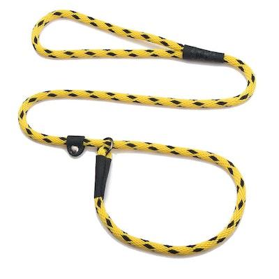"Mendota Products Mendota British Style Slip Leash Small - lengths 3/8"" x 6'(10mm x1.8m)"