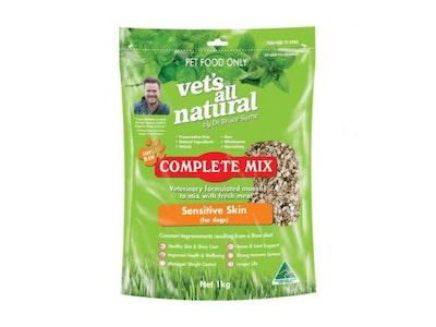 Vets All Natural Adult/Senior Dog Sensitive Skin Complete Mix