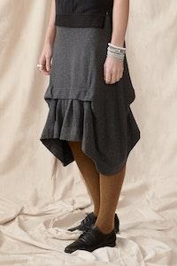 Quillan Azalea Skirt - Hemp/organic cotton knit