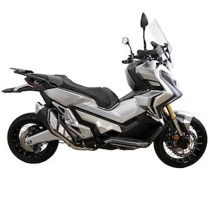 Crash Bars Engine Protectors - Honda X-ADV 750 17-19 Black