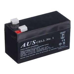 Neptune 12v - 1.3amp SLA maintenance free back up alarm or access control battery