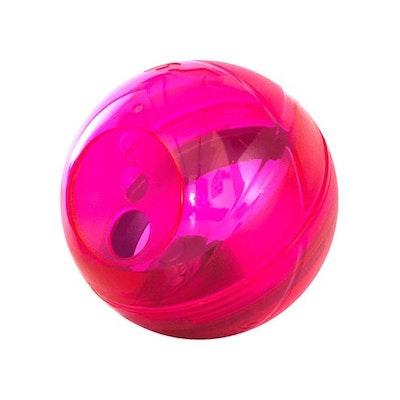Rogz Tumbler Treat Dispenser Pink