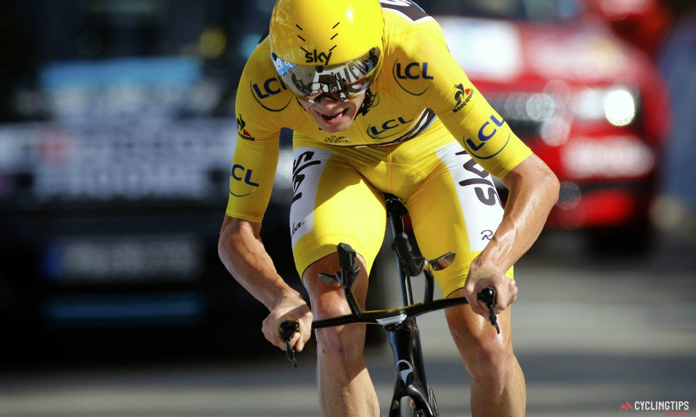 Froome extends his lead as podium battle tightens