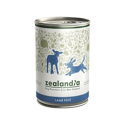 ZEALANDIA Lamb Pate Dog Wet Food 385g