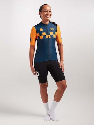 Black Sheep Cycling Women's WMN LuxLite Jersey - Major