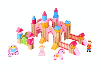 Tooky Toy PRINCESS CASTLE BLOCK