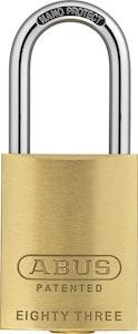 ABUS 83/45-50 brass body padlock keyed alike