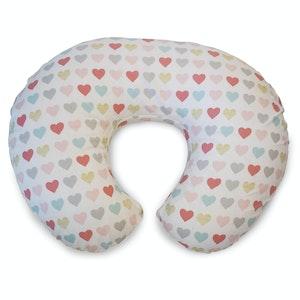 Chicco Hearts Boppy Pillow