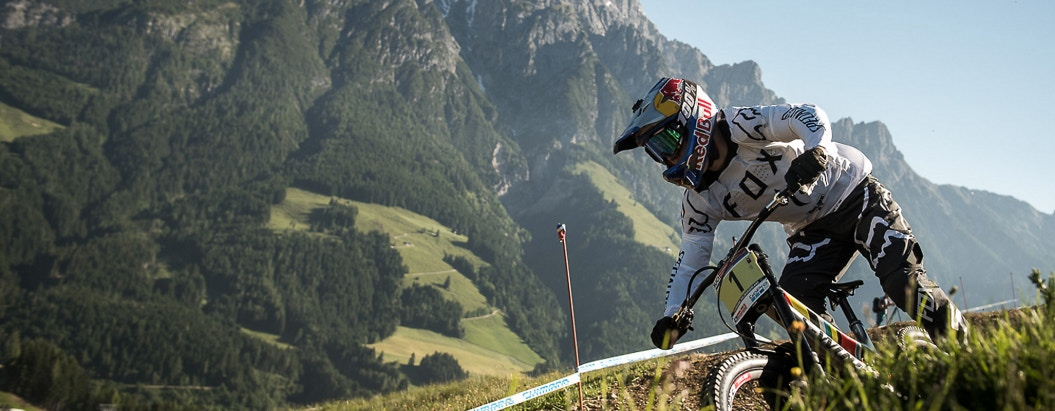 Fox racing downhill