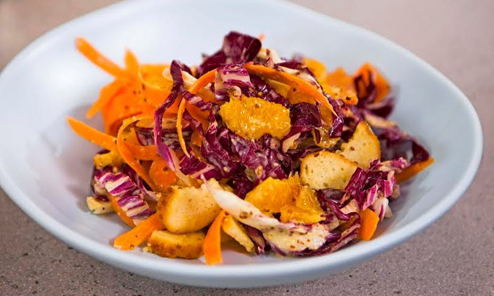 Orange & Carrot Salad Recipe thanks to Aussie Farmers Direct and Everyday Gourmet