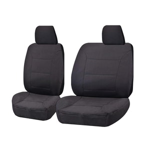 All Terrain Seat Covers For Ford Ranger Single Cab Chassis Px Series 2011-2016 | Charcoal