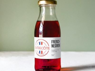 Entrecôte French Negroni