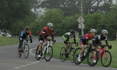 Riding the Ballarat Road Nationals Cycling Course