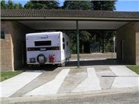 Shade and shelter ensuite site Gundagai TP