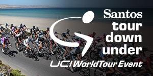 Santos 2013 Tour Down Under - STAGE RESULTS