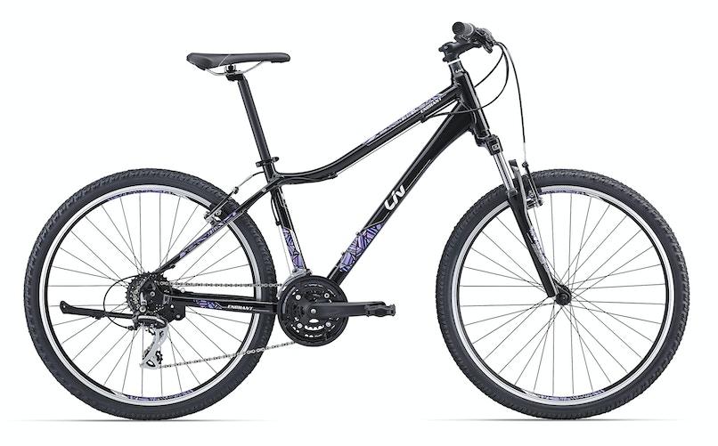 "Enchant 1, 26"" MTB Bikes"