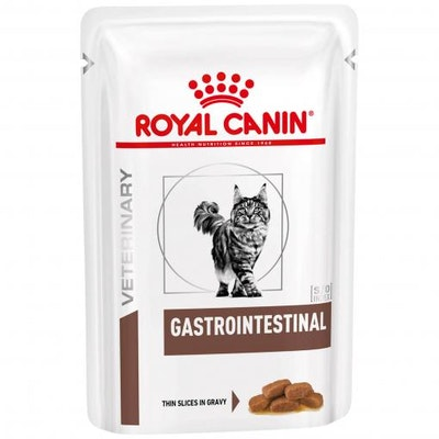Royal Canin Gastro Intestinal Pouch Wet Cat Food 85G