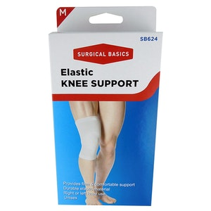 Surgical Basics Elastic Knee Support Medium