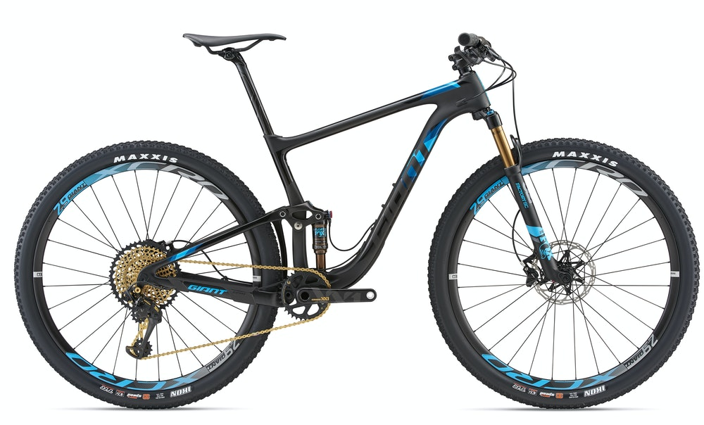 f4e7554cfa2 Giant 2018 Mountain Bikes – Performance Range Overview