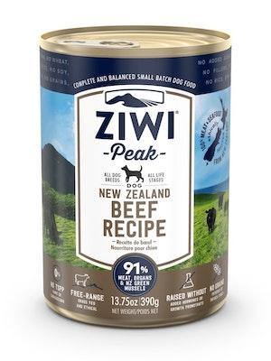 ZiwiPeak Ziwi Peak Wet Dog Food Beef 390g