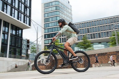 A Perfect Team – The Bosch eBike System