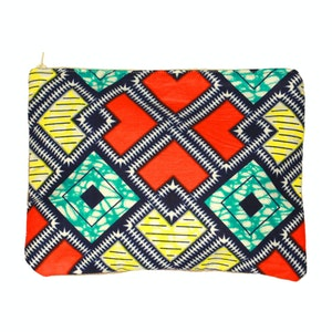 Global Sisters Shop Amare Pouch - Red