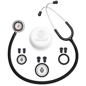 Björn Hall Stethoscope Black Stainless Steel