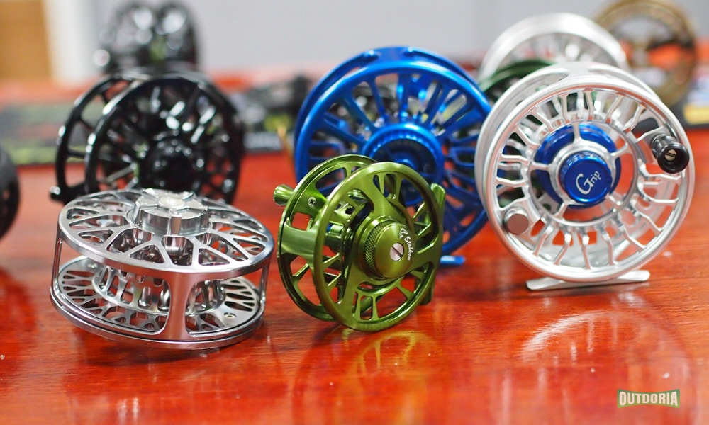Your Guide to Selecting a Fly Fishing Reel