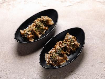 Satay Chicken Dumplings 8pc