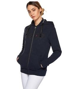 Ego7 Ladies Zip Sweatshirt