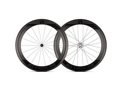 Reynolds Cycling Blacklabel Aero 46 Carbon Road Wheelset Rim Brake
