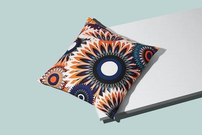 """Robyn Lowit Designs Sunflower Cushion 20"""" x 20"""" 2021"""