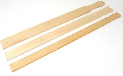 Wooden Stirring Sticks - 30 Pack