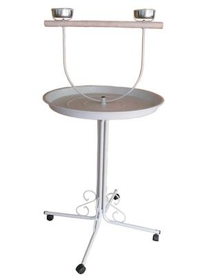 Bono Fido Parrot Stand 45903 On Wheels