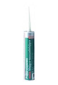 Troton Polyurethane Cartridge White 310ml