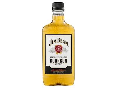 Jim Beam White Label Plastic 375mL