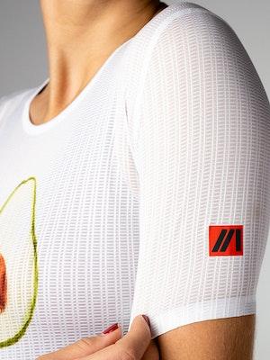Twenty One Cycling Factory Lightweight base layer - Avocado - Women