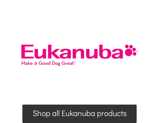 Eukanuba dog food range