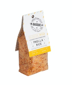 From Basque with Love Paella Rice