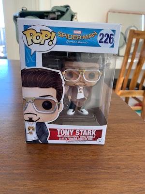 Tony Stark 226 Pop Vinyl
