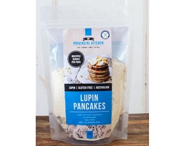 Gluten Free Lupin Pancakes