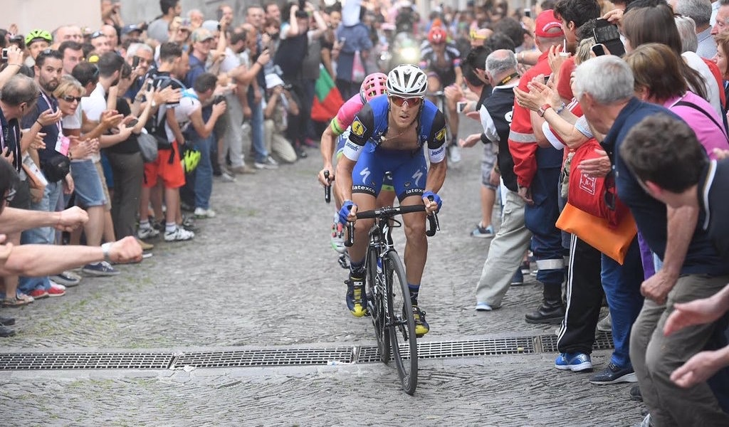 Trentin Snatches Victory in Pinerolo