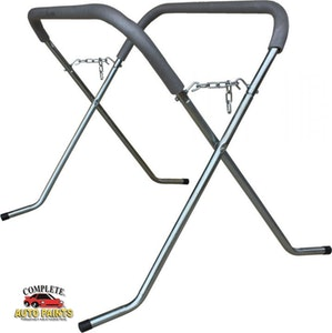 Trade Quality Curved Leg Panel Stand
