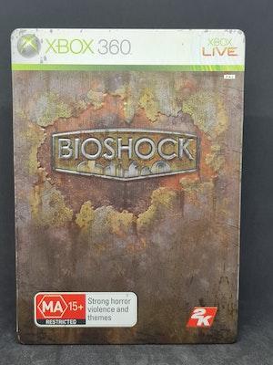 Bioshock Steel Case Edition
