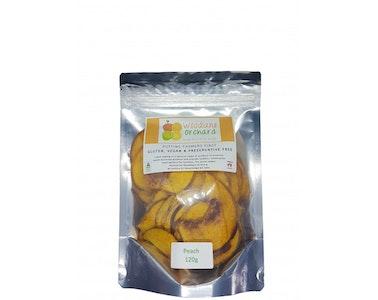 Preservative Free Dried Peach