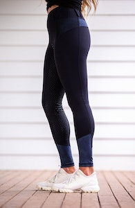 BARE Youth Performance Tights- Old Navy