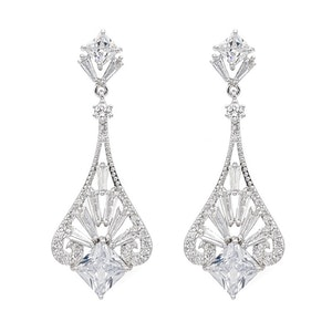 Paspali Bridal Earrings